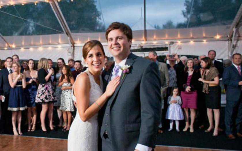 Is Chief White House Correspondent Hallie Jackson Separated from Husband? Is the Mother of a Daughter-Hallie Jackson Married to Frank Thorp?