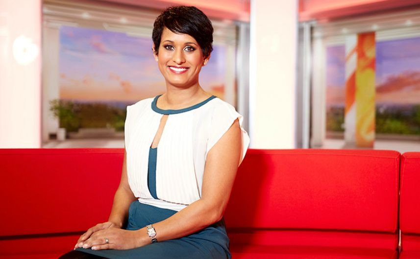 Who is Naga Munchetty's Husband? Are they Living Happily?