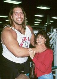 Melissa Ann Piavis with her ex-husband