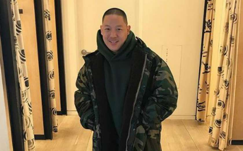 Is Eddie Huang Married? Who is his Wife? Also, Know About His Family & Brother