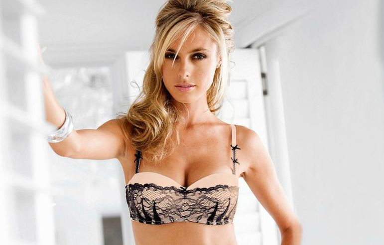 Paige Butcher, Model