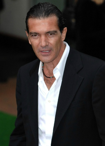 Stella Banderas's father, Antonio Banderas