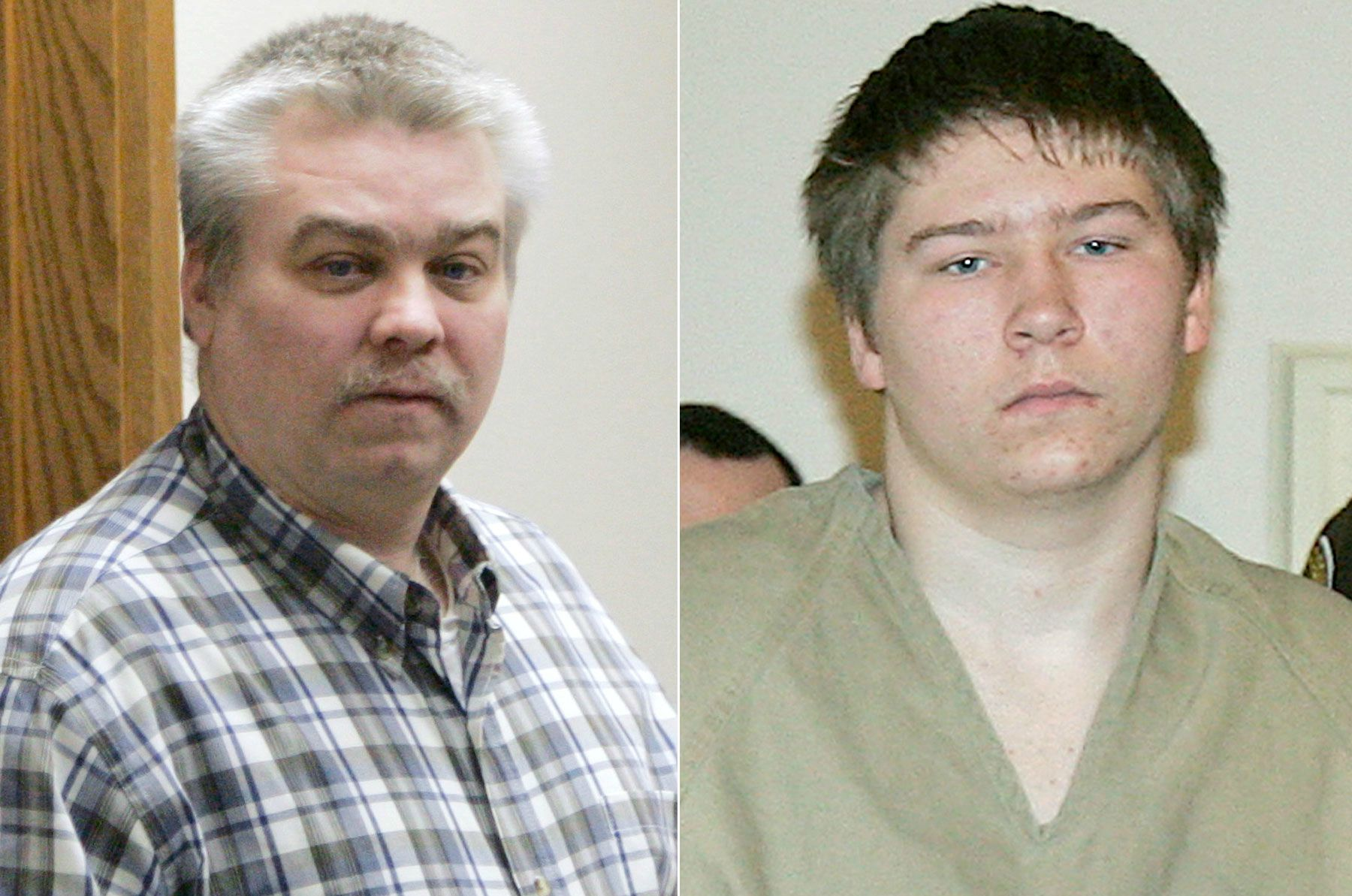 Steven Avery then and now picture