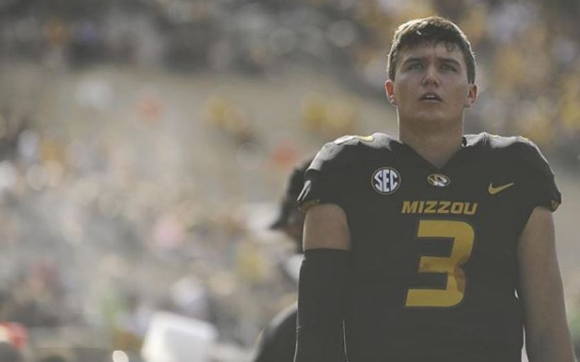 Drew Lock American football quarterback