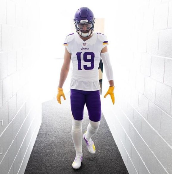 Adam Thielen, American football wide receiver