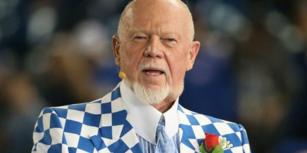 Don Cherry, Former player