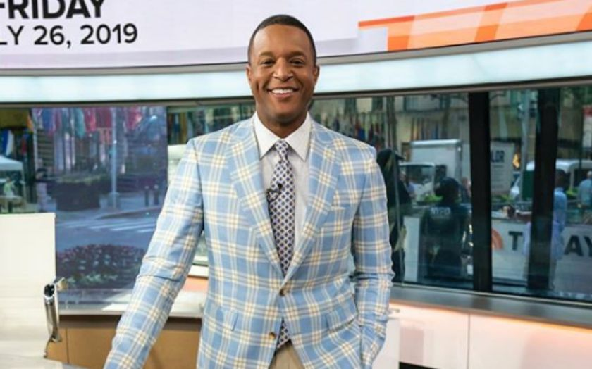 NBC News and MSNBC News Anchor Craig Melvin Married Life starts with Czarniak since 2011; Is Craig Melvin Still Married to a Wife?