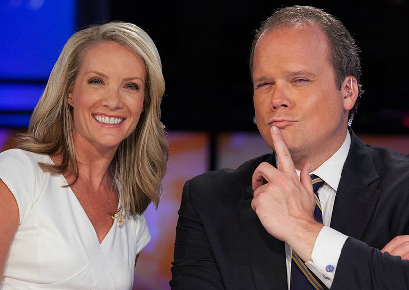 Chris Stirewalt with co-host