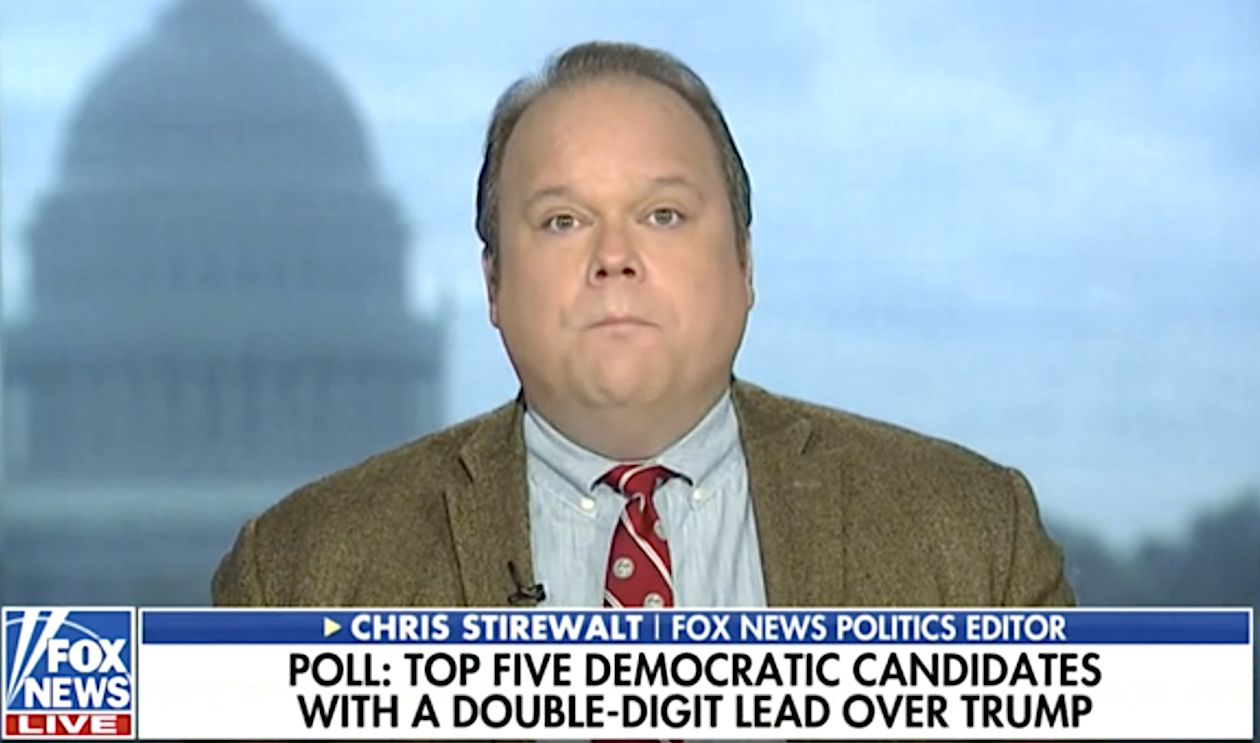 Chris Stirewalt, Journalist