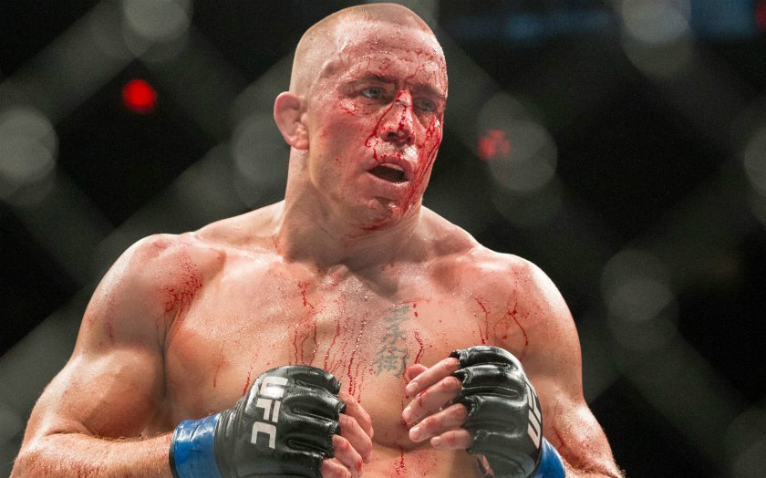 Is Canadian Mixed Martial Artist Georges St-Pierre Married? The most notable linked Relationship with Onyeforo