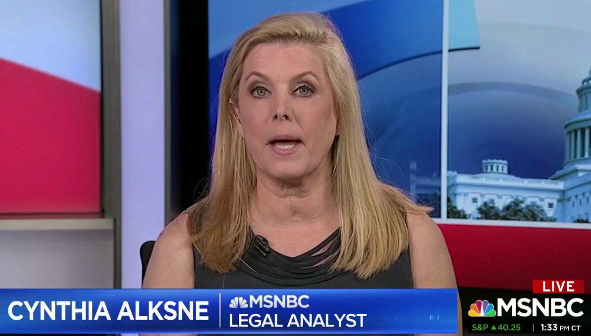 Cynthia Alksne, Legal Analyst