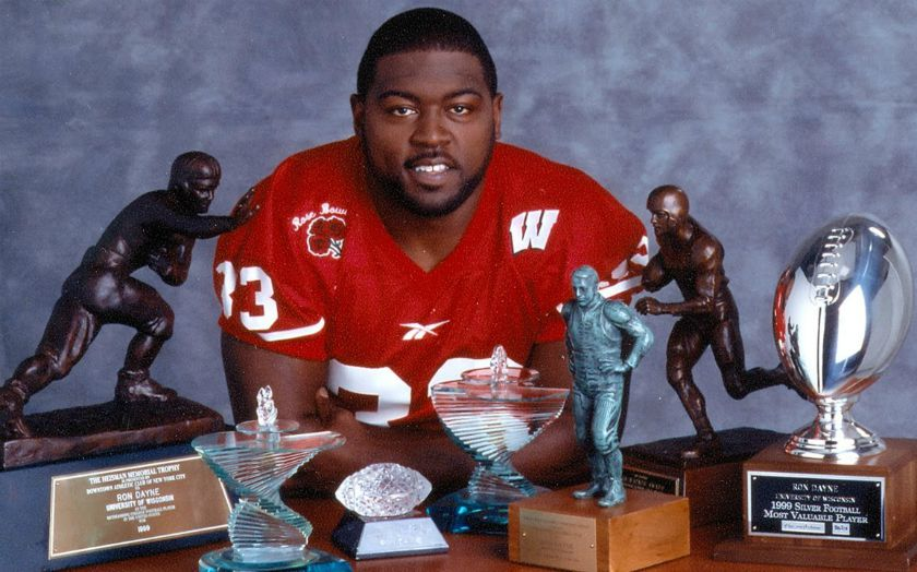 Ron Dayne, Former American football player