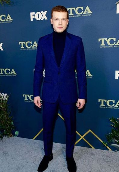 Cameron Monaghan American Actor, Mode in award show