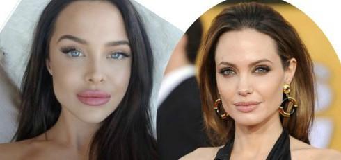 Evander Kane's ex-girlfriend compared with Angelina Jolie