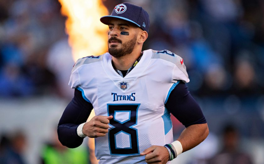 Who is American football quarterback Marcus Mariota Wife? Is he Married with his Girlfriend?