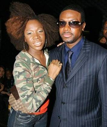 India Arie and Chris Tucker
