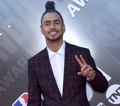 Keke Palmer's ex-boyfriend Quincy Brown
