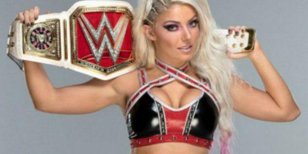 Alexa Bliss American professional wrestler