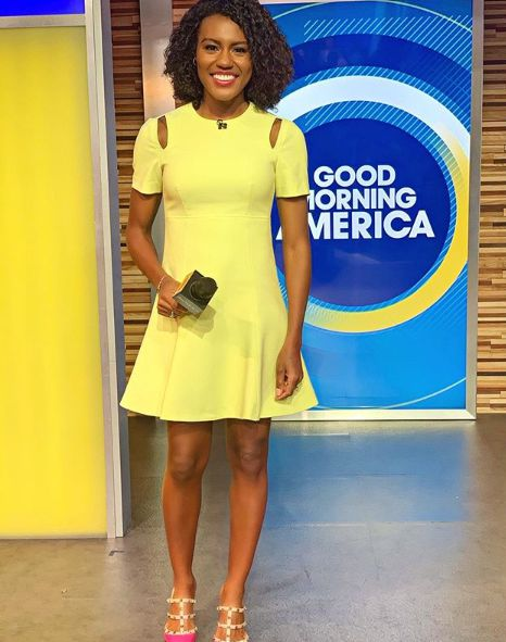 Janai Norman reporting for ABC network