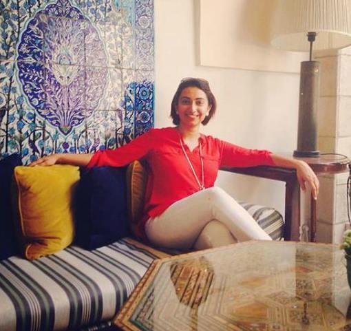 Nayyera Haq, American radio talk show host