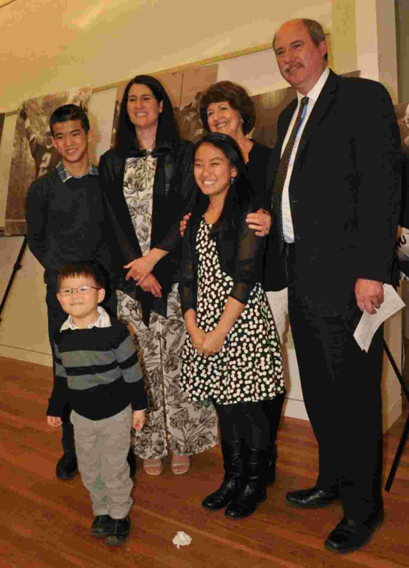 Jim Caviezel Wife Children