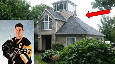 Sidney Crosby's house