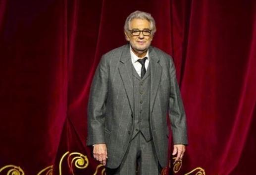 Placido Domingo, Veteran Spanish opera singer