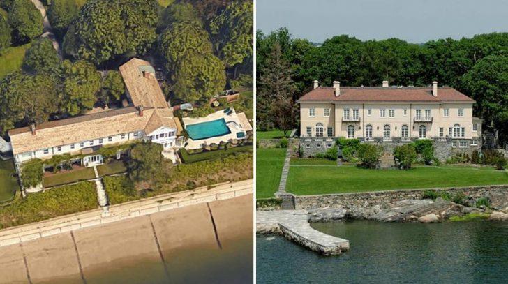 Harvey Weinstein's property