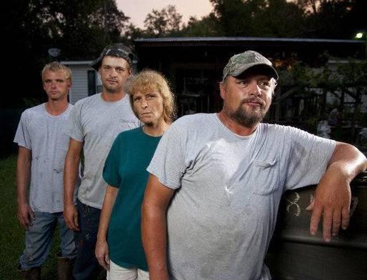 Swamp People cast
