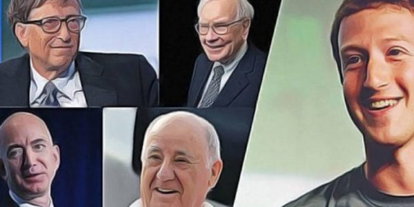 10 Richest People