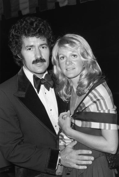 Elaine Callei Trebek with her first husband Louis