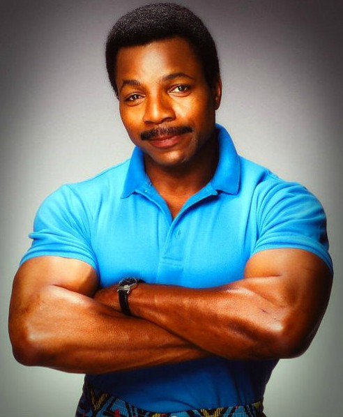 Rhona Unsell's ex-husband Carl Weathers