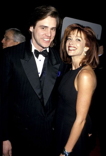 Francis Greco's ex-wife Holly with Jim