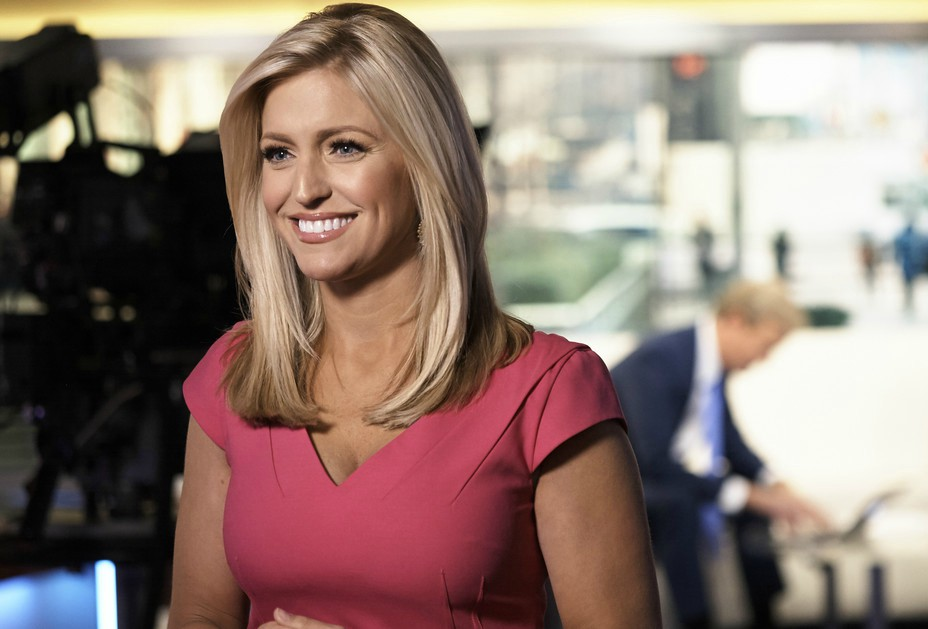 Ainsley Earhardt's reporting in the Fox Network