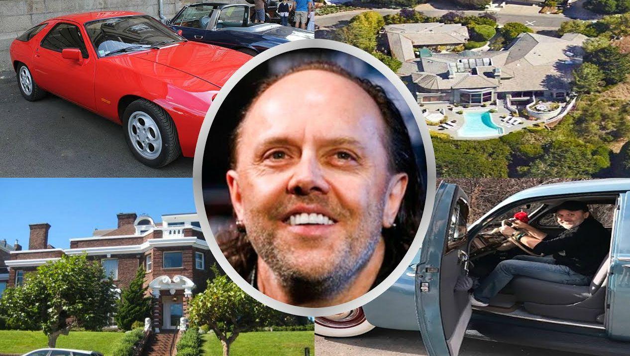 Skylar Satenstein's ex-husband Lars Ulrich properties collection