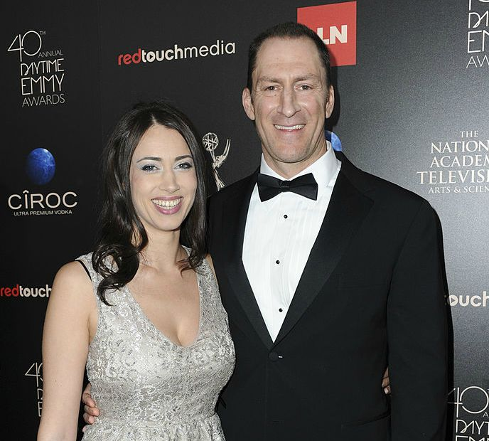 Laurence Bailey and actor Ben Bailey attend 40th Annual Daytime Entertaimment Emmy Awards - Arrivals at The Beverly Hilton Hotel on June 16, 2013 in Beverly Hills, California