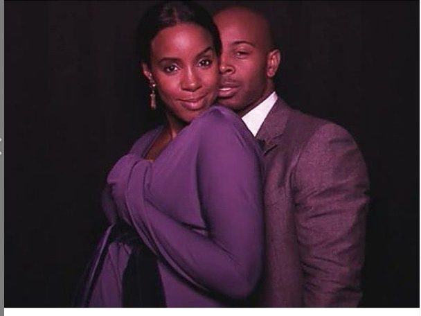 Tim Weatherspoon with his wife Kelly