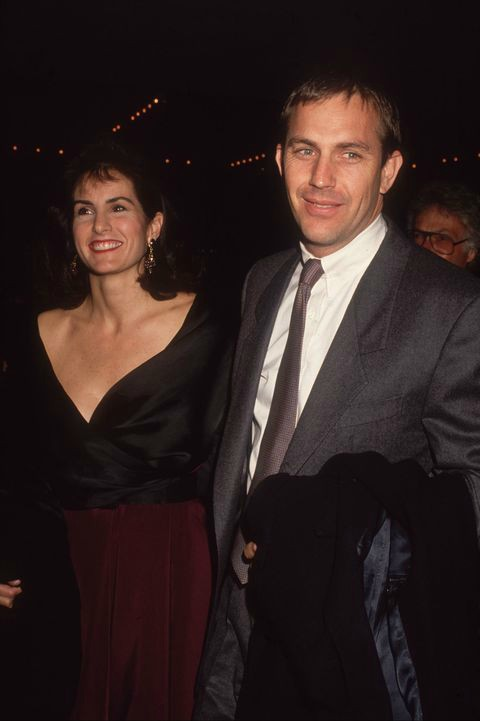 Liam Costner's father with his ex-wife Cindy