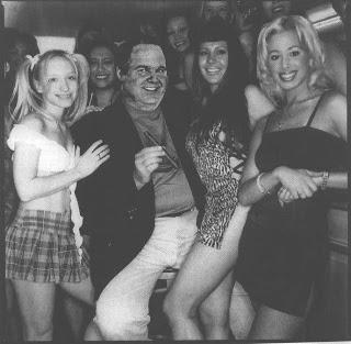 Kathryn Adams Limbaugh's husband Rush with girls