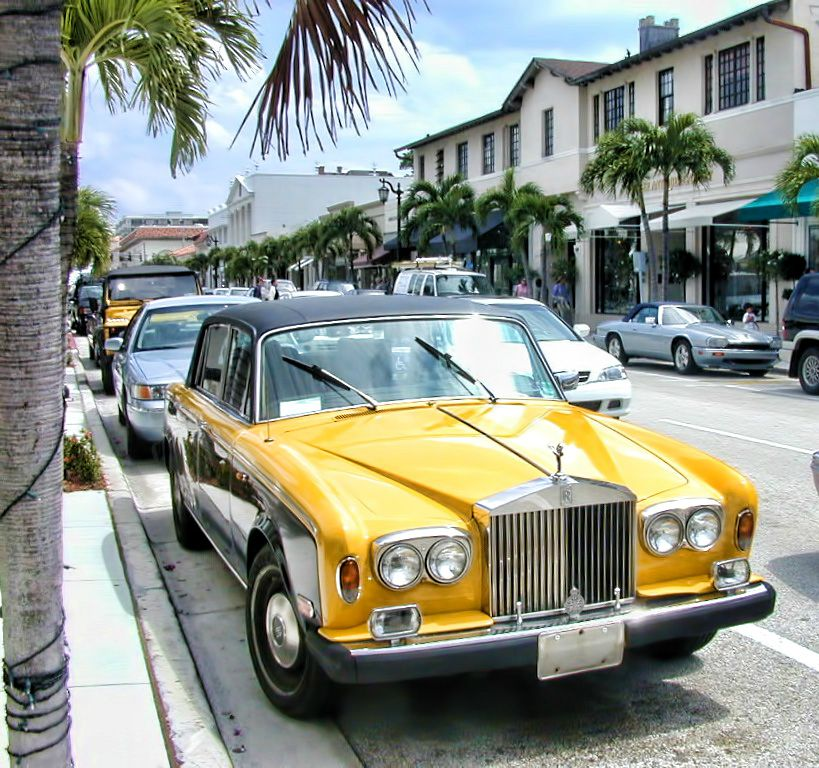 Kathryn Adams Limbaugh's husband Rush classic car