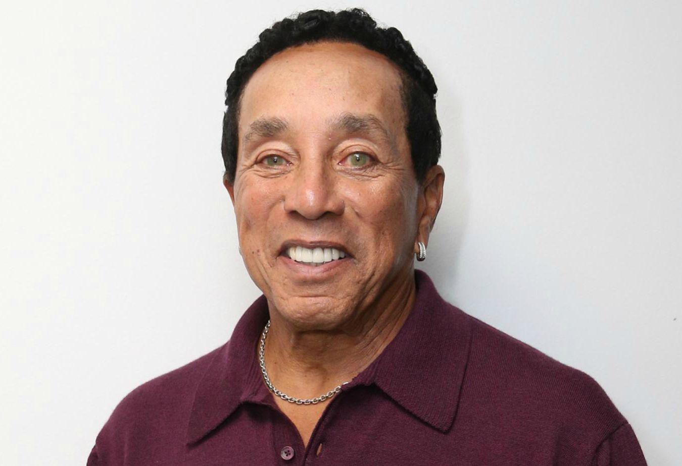 Frances Glandney's husband Smokey Robinson