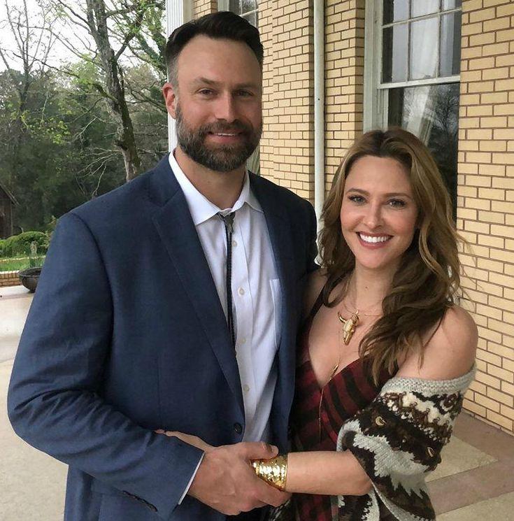 David Lemanowicz with his wife Jill