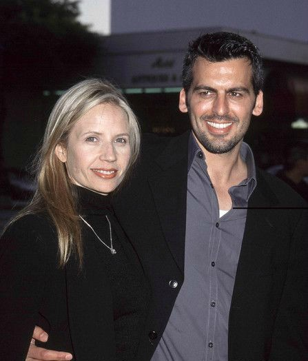 Rhonda Tollefson with her husband Oded