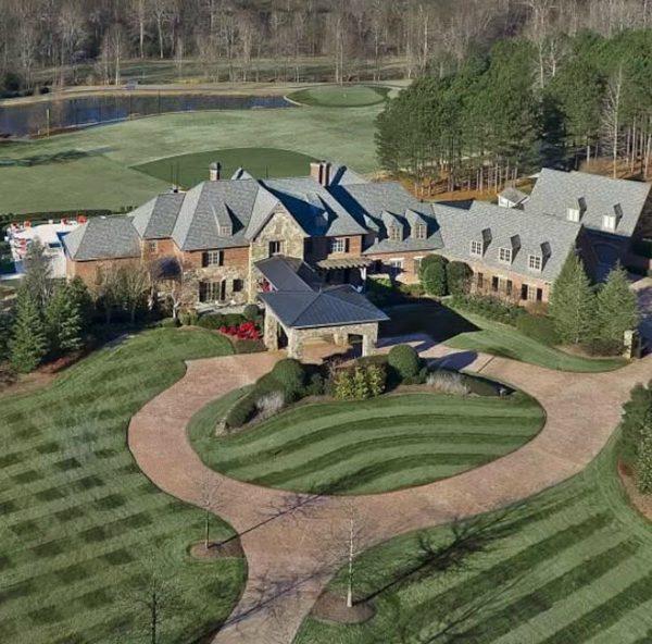 John Smoltz's house