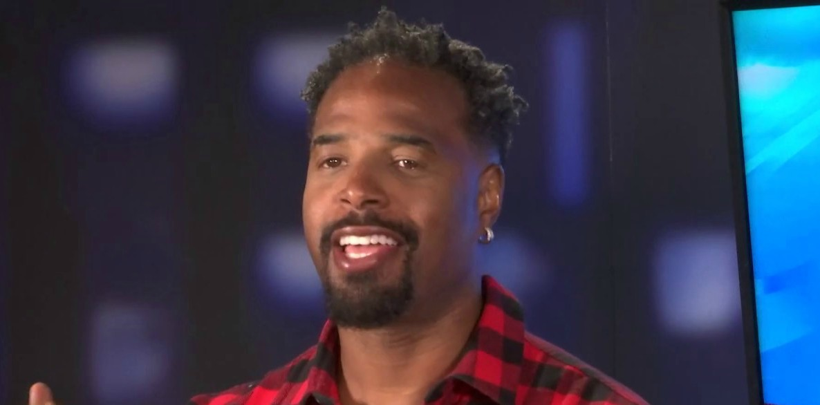 Shawn Wayans acting in the movie