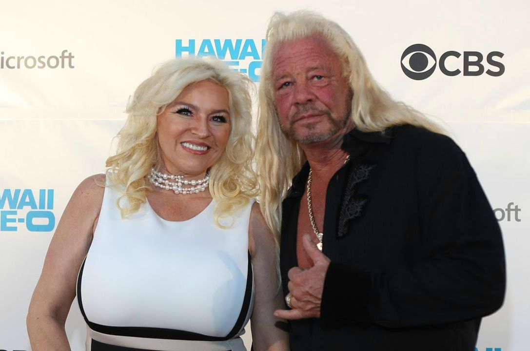 Lyssa Rae Brittain's ex-husband Duane with his ex-wife Beth