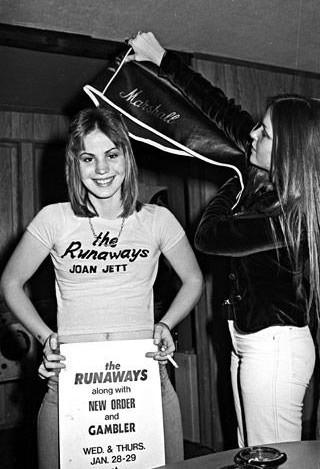 Joan Jett teenage picture