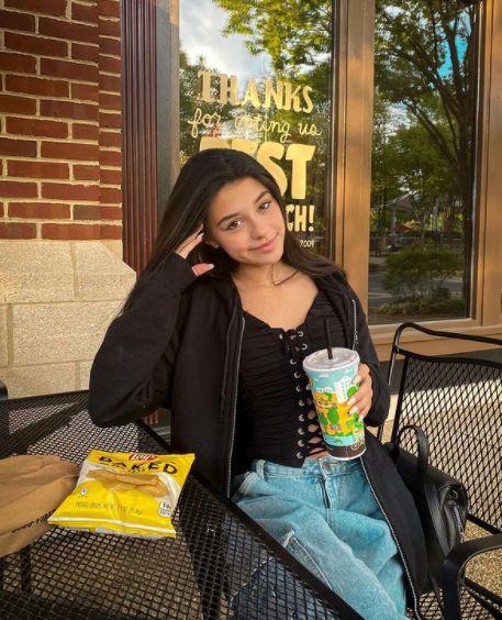 Rachel Brockman posing for a picture