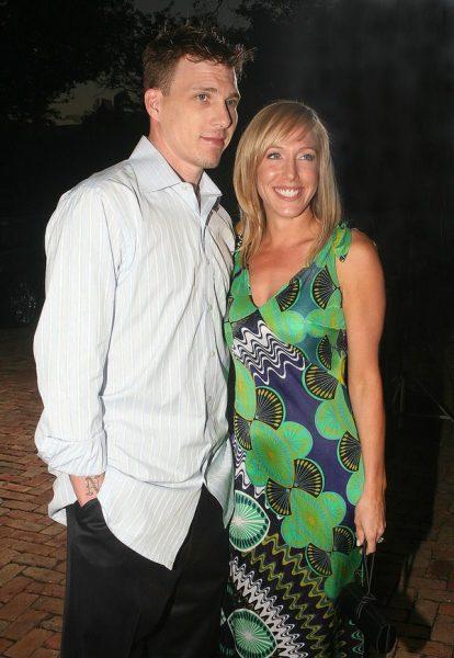 Denika Kisty with her husband Jason