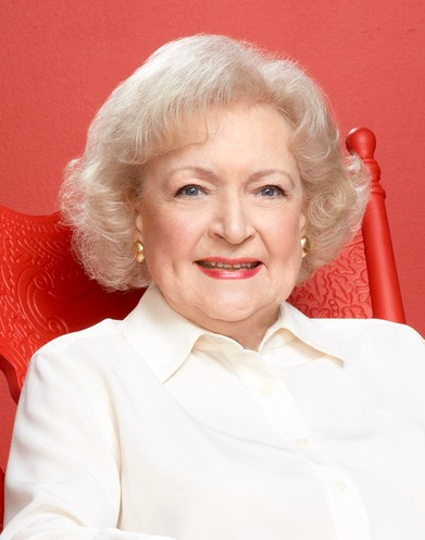 American actress, Betty White